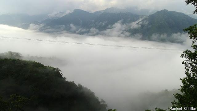 Before Devprayag, Uttarakhand