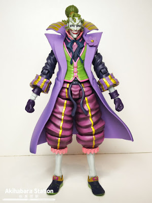 S.H.Figuarts The Joker Demon King of the Sixth Heaven de Batman Ninja - Tamashii Nations
