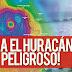 URGENTE: inminente llegada del huracan willa .