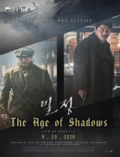 Ver The Age of Shadows (Mil-jeong) (2016) Online