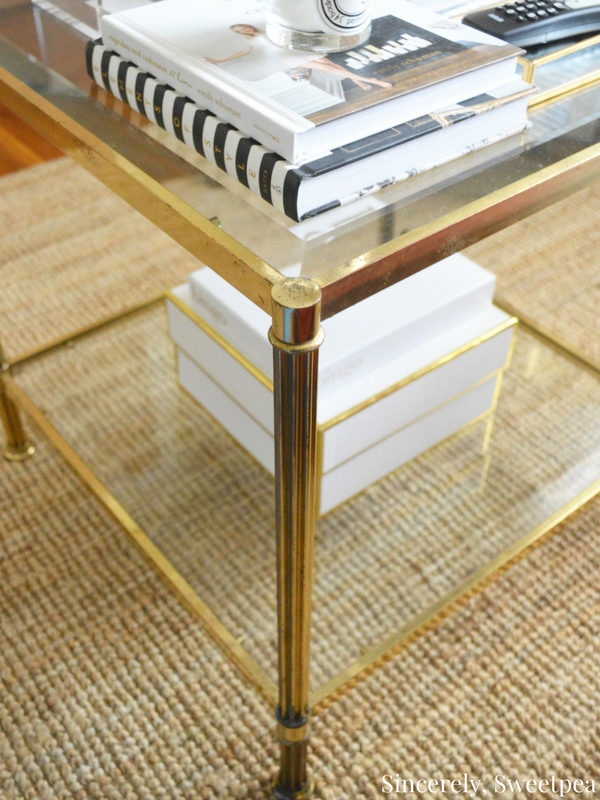 vintage-brass-and-glass-square-coffee-table