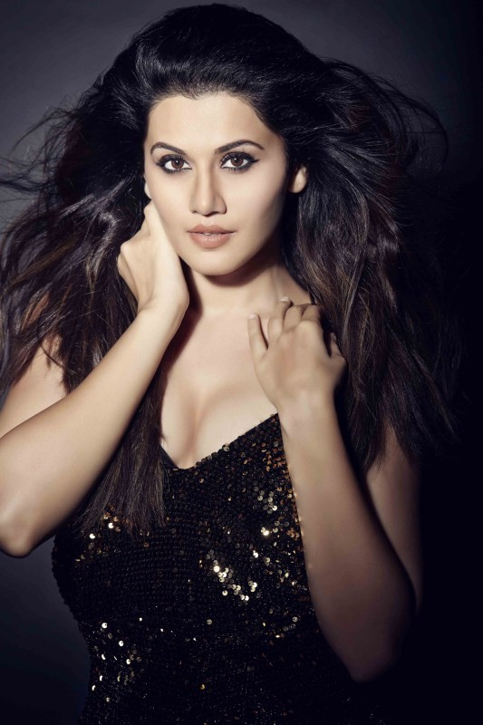 Taapsee Pannu Paid More For a Hair Care Brand