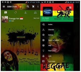 BBM Mod Reggae Version 3.0.0.18 APK