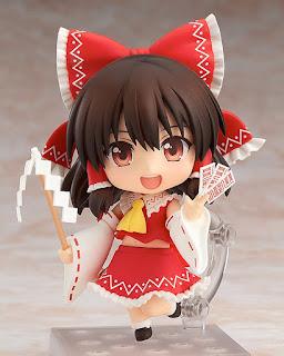 "Nendoroid Reimu Hakurei 2.0 de ""Touhou Project"" - Good Smile Company"