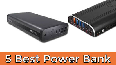 5 Best  Power banks  For Smartphone in your budget 2018