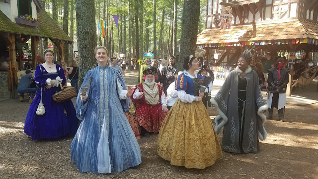 Renaissance Fair, travel, fun day, day trip, Massachusetts