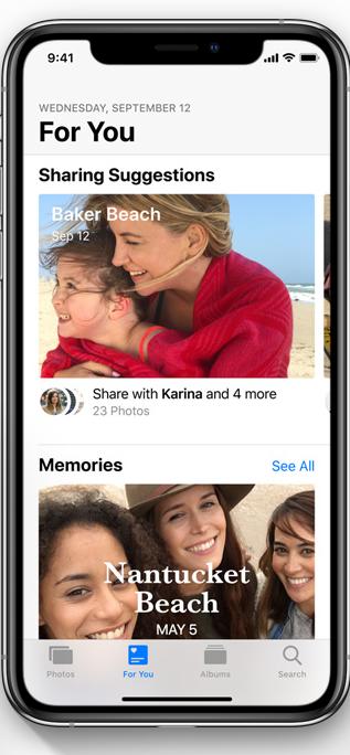 """طريقة ذكية جديدة لمشاركة الصور والبحث عنها""""Photo search and sharing"""""""
