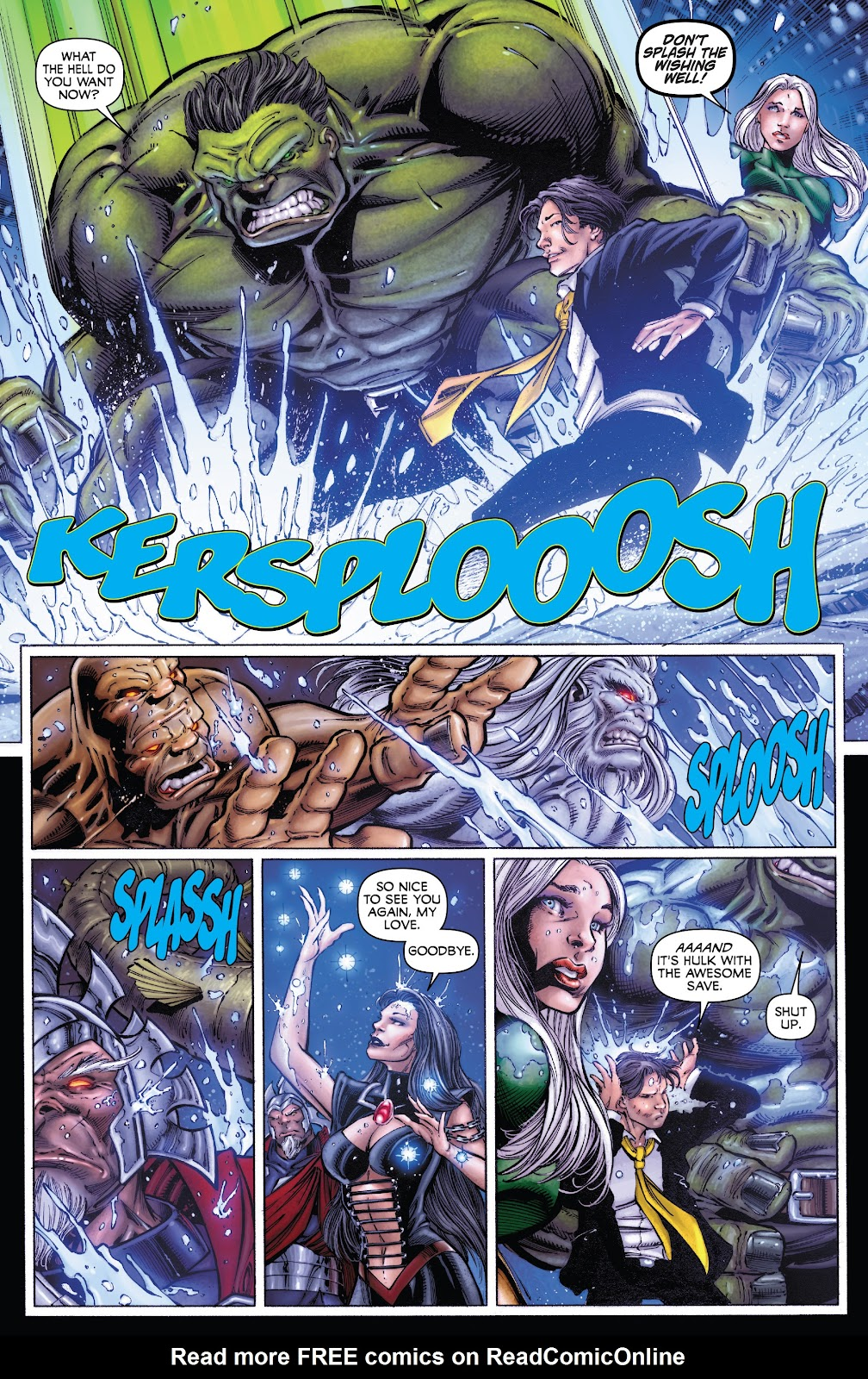Read online Incredible Hulks (2010) comic -  Issue # _TPB Heart of the Monster - 31