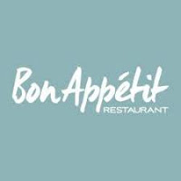 The logo of Bon Appétit restaurant in Dunedin, Florida