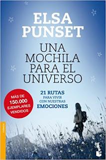Una mochila para el universo: 21 rutas para vivir con nuestras emociones - Elsa Punset