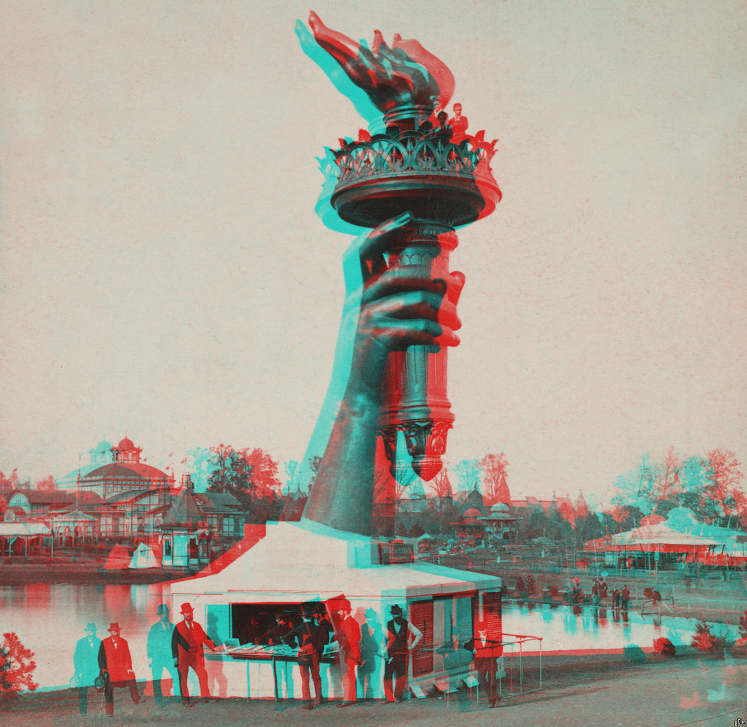 Stoic Decay: 3D Library of Congress: One
