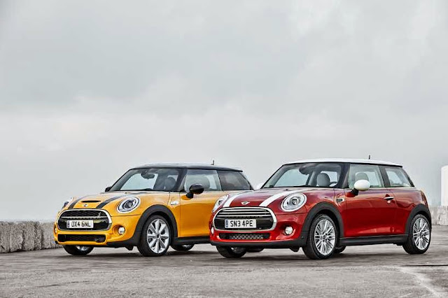 Gambar All-New MINI Cooper 2014