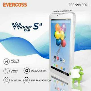 Flash Evercoss U70 Winner Tab S4 Menggunakan SP FlashTool Via PC - Mengatasi Bootloop