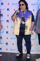 Gracy Singh and Bappi Lahiri   Blue Mountain Music Launch IMG 0677.JPG