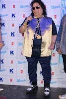 Gracy Singh and Bappi Lahiri   Blue Mountain Music Launch IMG 0677.JPG