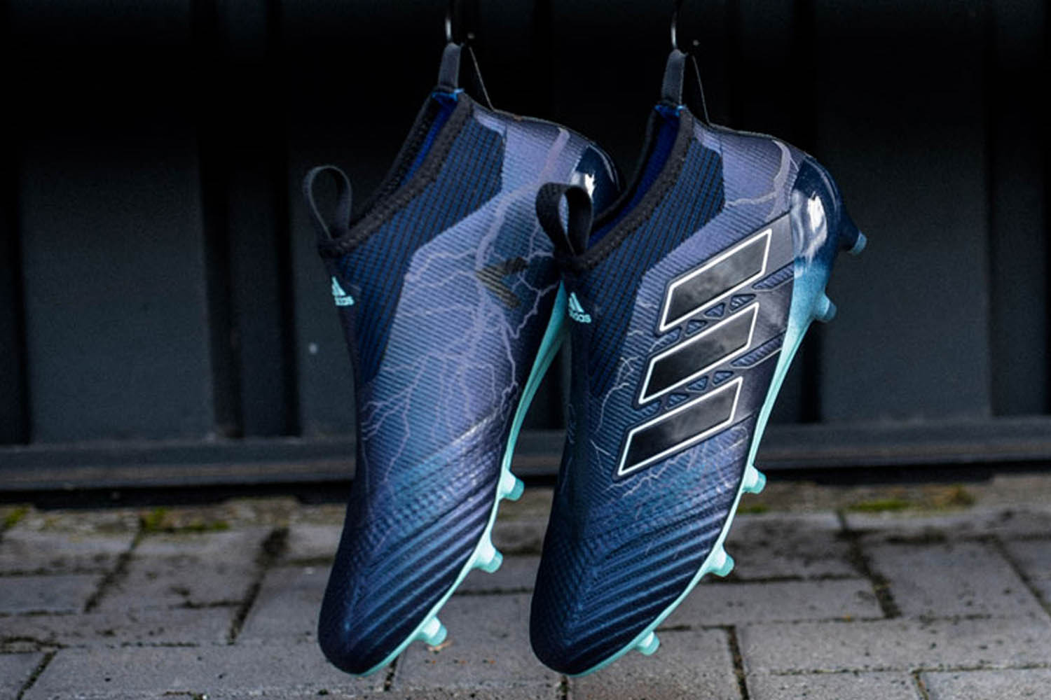 dc7a6d02a961 Limited Edition Adidas 2017-18 Thunder Storm Boots Pack Released ...