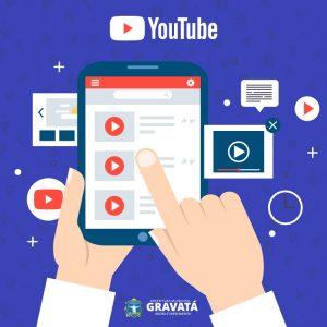 Comunicação em destaque: Prefeitura de Gravatá lança canal no Youtube