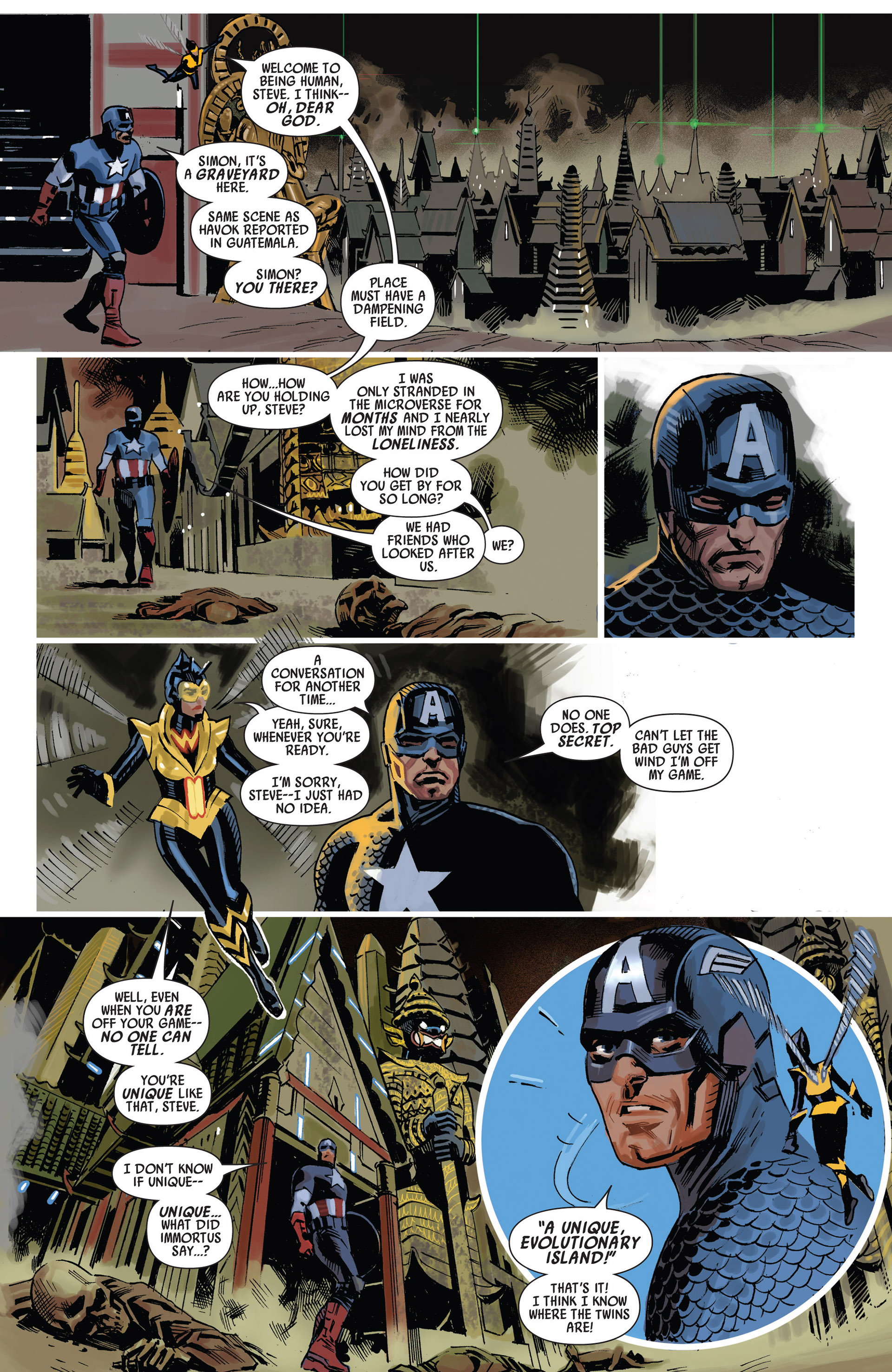 Read online Uncanny Avengers (2012) comic -  Issue #10 - 13