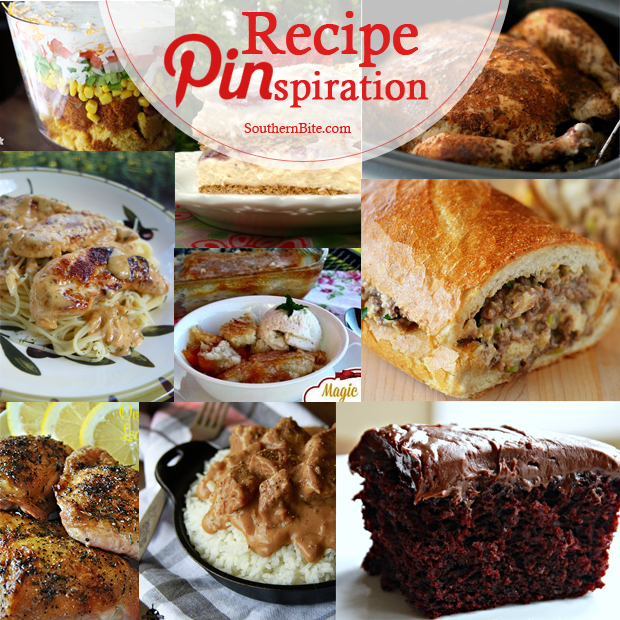 Pinspiration Recipes