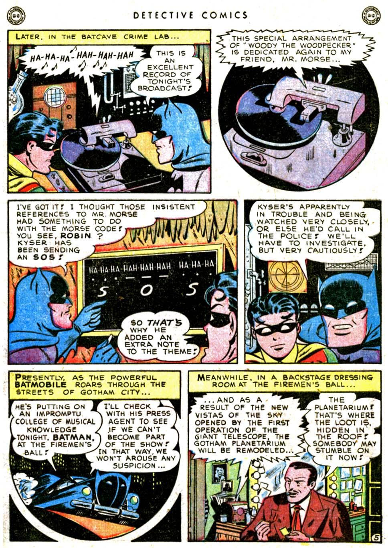 Read online Detective Comics (1937) comic -  Issue #144 - 7