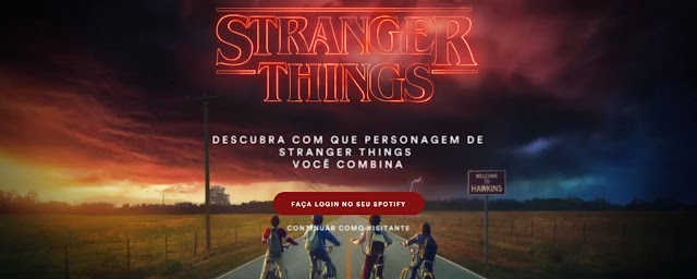 Playlist no Spotify revela qual personagem de Stranger Things você é