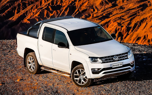 VW Amarok 2019