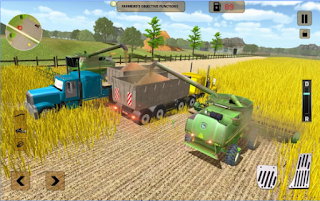 Game Real Tractor Farming Sim 2017 App