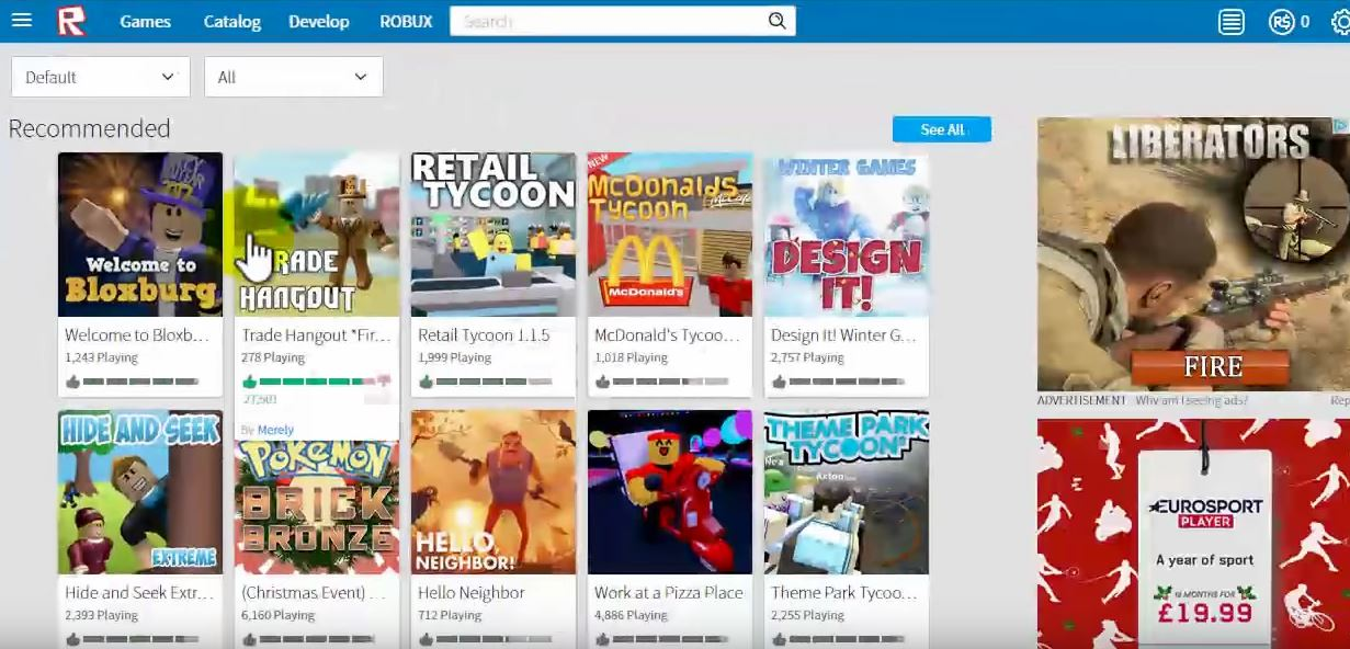 HOW TO DOWNLOAD ROBLOX ON PC?