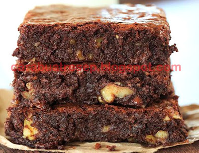Foto Resep Brownies Tempe Kukus Khas Malang Sederhana Spesial Asli Enak