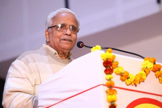कुंभ मेले में सरकार्यवाह जी का वक्तव्य