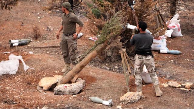 Rusia critica a EEUU por no ofrecer datos de terroristas en Siria