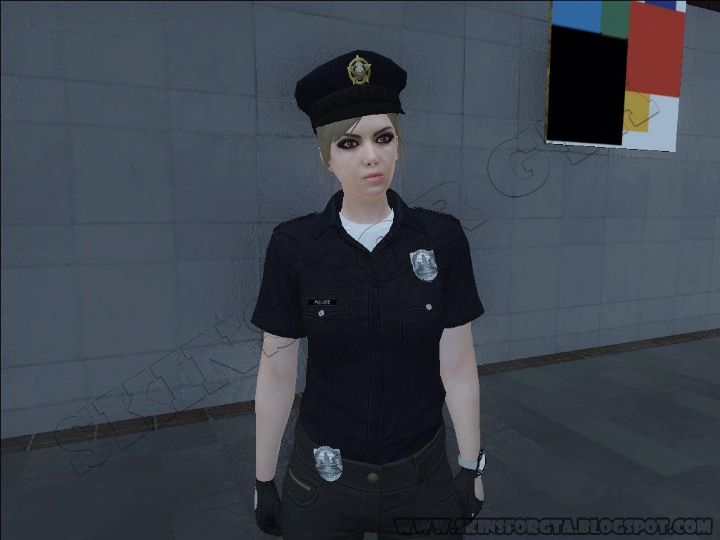 SKINS FOR GTA: GTA SA - Skin Female Police From Grand ...