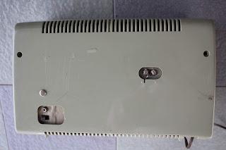 Vintage Zenith Model C725F tube FM radio (sold) C725f%2Brear