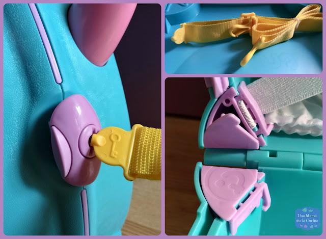 Trunki unicornio unicorn llave compartimento secreto