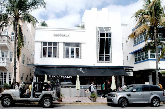 Deco Walk Hostel em Miami