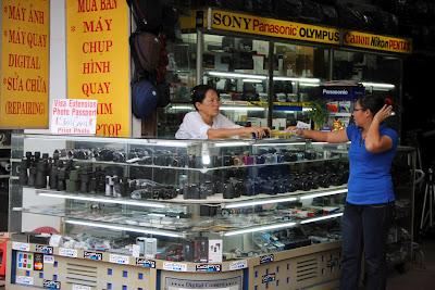 Photo shops in Hanoi