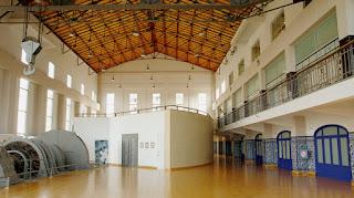 atrio del edificio Ilgner