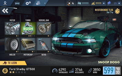Need For Speed No Limits Mod Apk Offline + Obb