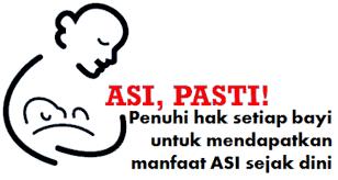 ASI Eksklusif untuk Ibu dan Bayi