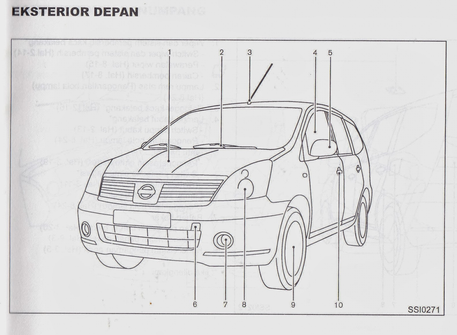 Buku Panduan Nissan Grand Livina 1.8 XV: Januari 2014