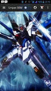 Download BBM MOD GUNDAM v2.13.026 Apk Screenshot 2
