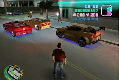 Download GTA Vice city v1.07 Mod