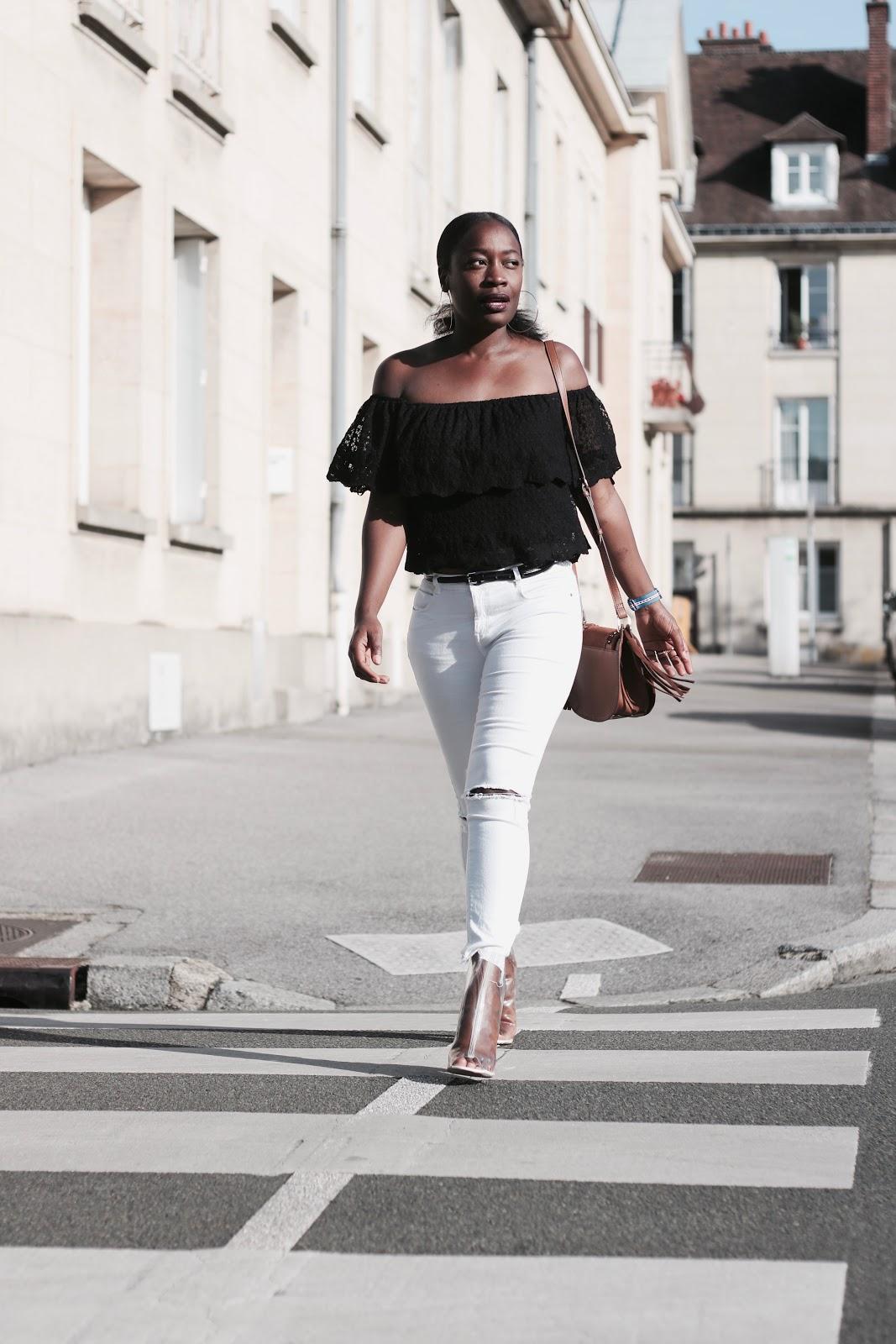 blog-mode-tendance-jeans-blanc-top-epaules-denudees