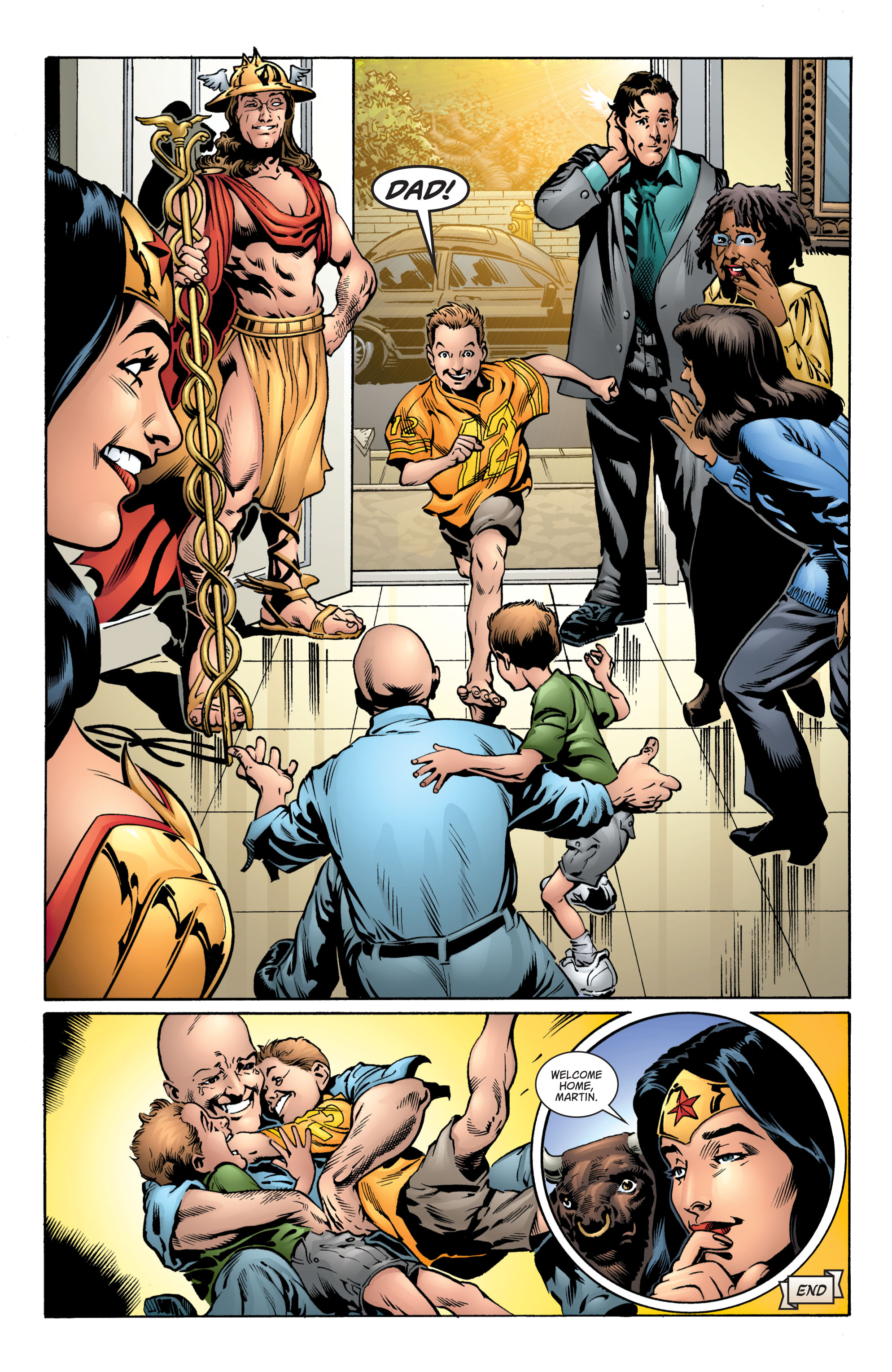 Read online Wonder Woman (1987) comic -  Issue #217 - 22