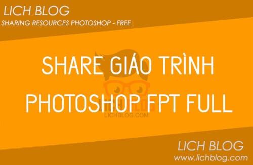 share-giao-trinh-photoshop-cua-fpt-full
