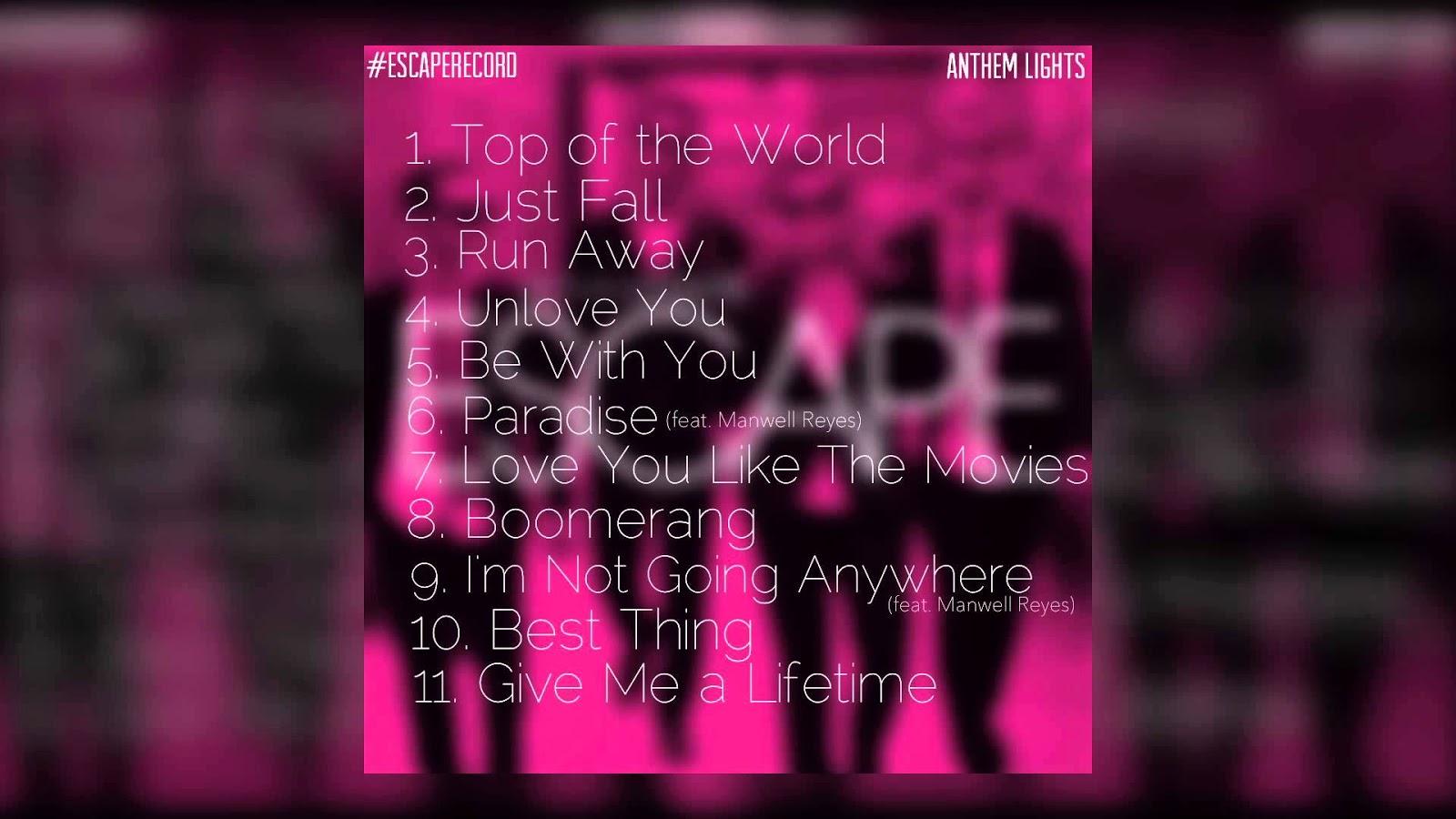 Anthem_Lights_-_Escape_Album_Tracklist_2014