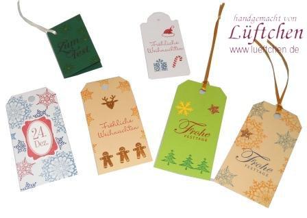 Weihnachtsbasteln Im Kindergarten.Lüftchen Basteln Mit Papier Und Stempeln Weihnachtsbasteln Im Kiga