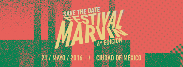 Festival Marvin 2016