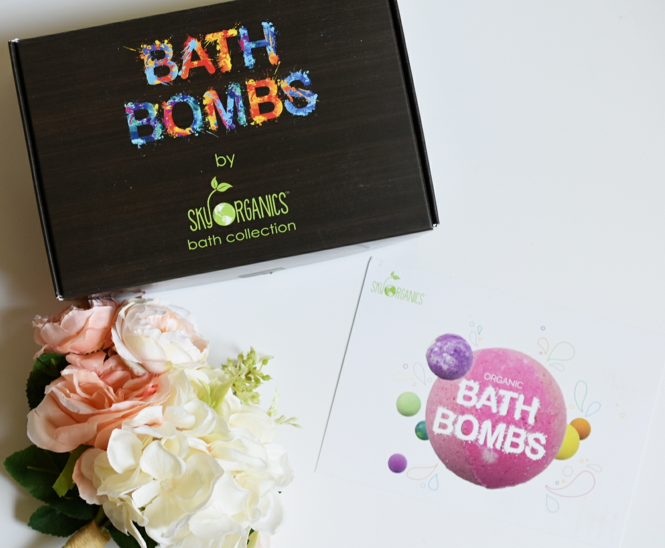 In Total Zen Mode: Sky Organics Bath Bombs  via  www.productreviewmom.com
