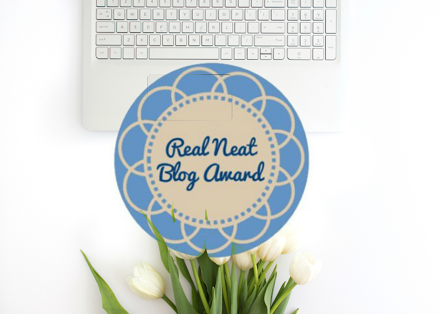 The real neat blog award | Love, Maisie
